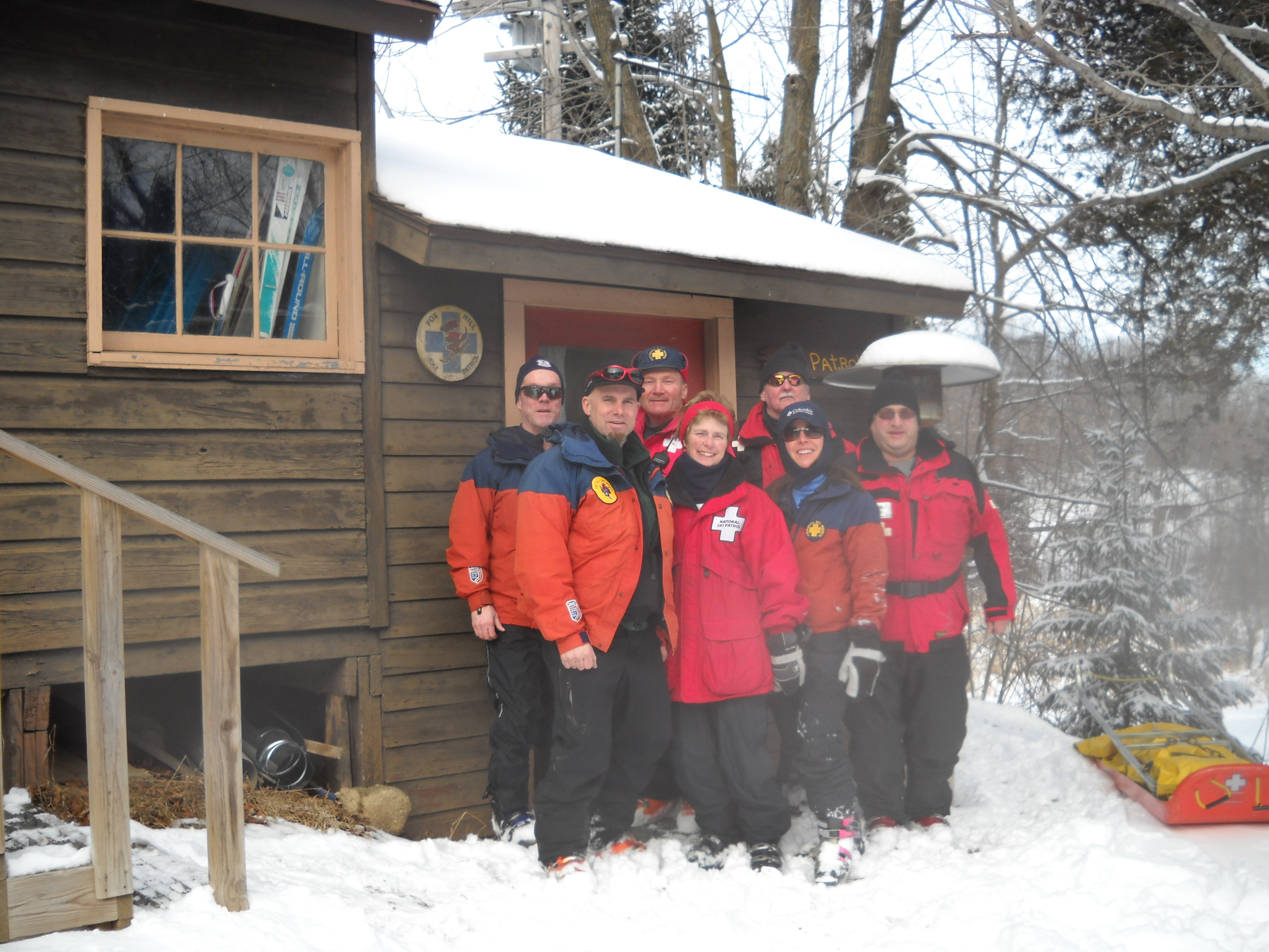 2010-2011 Fox Hill Ski Patrol
