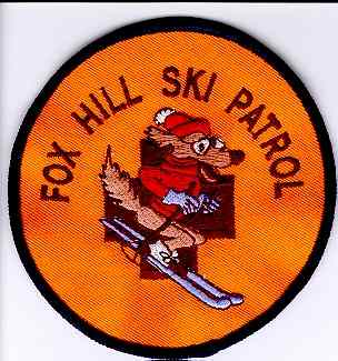 Fox Hill Ski Patrol Logo
